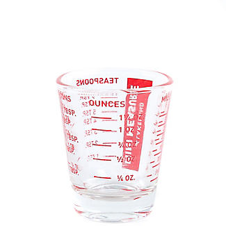 Lakeland Mini Glass Measure Beaker 35ml alt image 4