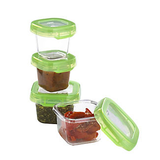 OXO Good Grips® 4 Mini Lock Top Containers