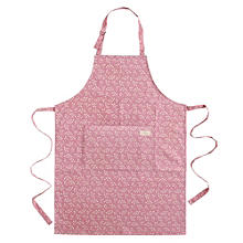 Mary Berry with Lakeland Pink Apron