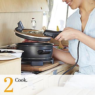 Standard Remoska Electric Cooker 2L alt image 3