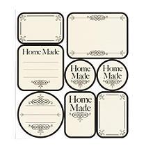"""Kilner 24 Gläseretiketten mit Aufschrift """"Home Made"""""""