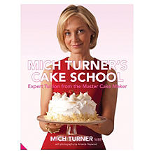 Mich Turner's Cake School Book