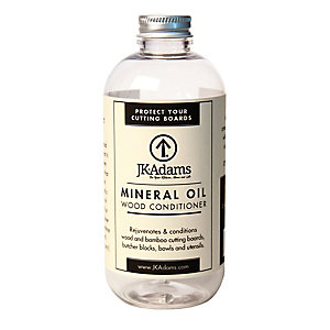 JK Adams Mineral Oil Wood Furniture Conditioner 237ml