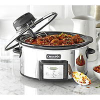 Crock-Pot® 5.7lt Autostir Family Slow Cooker