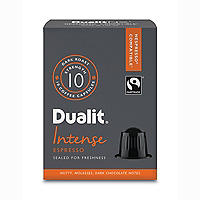 Dualit® NX® 10 Coffee Pods - Strength 10 - Intense Espresso Capsules