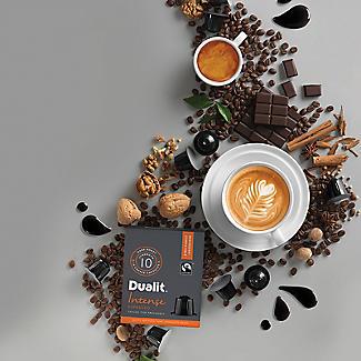 Dualit® NX® 10 Coffee Pods - Strength 10 - Intense Espresso Capsules alt image 6