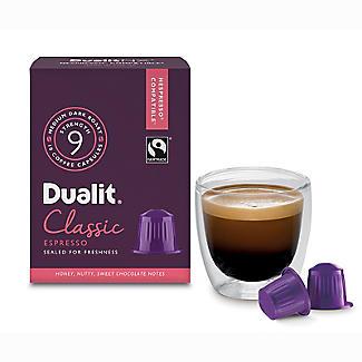 Dualit® NX® 10 Coffee Pods - Strength 9 - Classic Espresso Capsules alt image 3