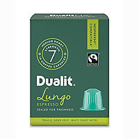 Dualit® NX® 10 Coffee Pods - Strength 7