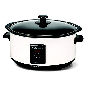 Morphy Richards® Sear and Stew 3.5lt Slow Cooker