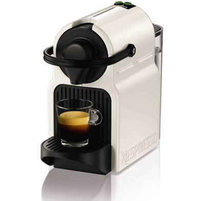 Krups&174 Nespresso&174 Inissia White Coffee Pod Machine XN100140