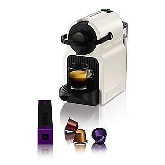 Krups® Nespresso® Inissia White Coffee Pod Machine XN100140 alt image 2