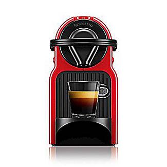 Krups® Nespresso® Red Inissia Coffee Pod Machine alt image 3