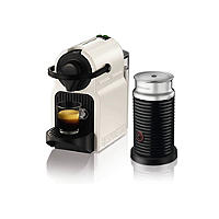 Krups® Nespresso® Inissia White Coffee Pod Machine &