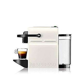 Krups Nespresso Inissia White Coffee Pod Machine & Aeroccino XN101140 alt image 3