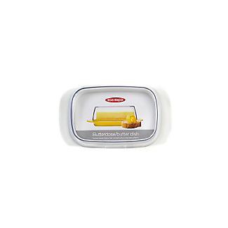 Rosti Melamine Butter Dish & Clear Lid alt image 5