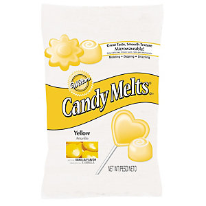 Wilton Vanilla Candy Melts - Gelb - 340 g