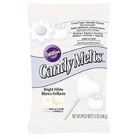 Wilton Candy Melts® Vanilla - Bright White - 340g