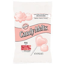 Wilton Candy Melts® - Pink - 340g