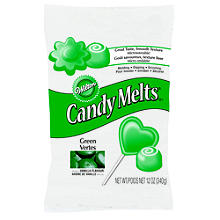 Wilton Candy Melts® - Dark Green - 340g