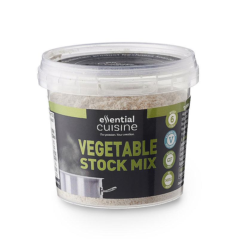 Essential Cuisine Stock Mix - Vegetable 96g Makes