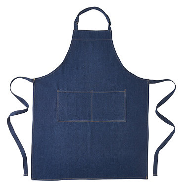 Adult Denim Apron