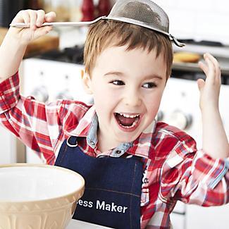 Child's Denim Apron alt image 2