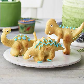 """Silikon-Kuchenform """"Dinosaurier"""" alt image 2"""