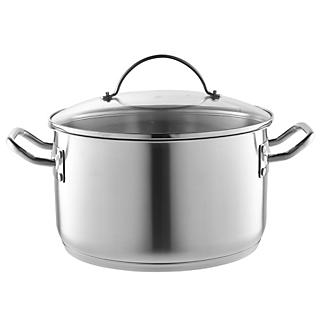 26cm Stainless Steel Stockpot