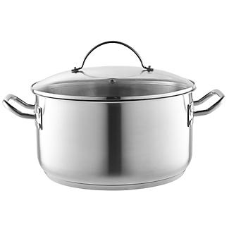 28cm Stainless Steel Stockpot