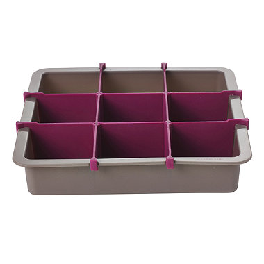 Lakeland Silicone Brownie Pan