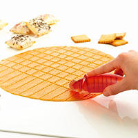 Dough Cutting and Decorating Tool