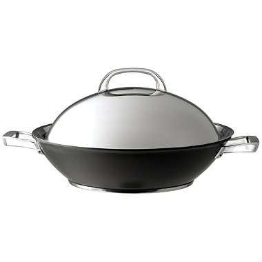 Circulon® Infinite Lidded Wok