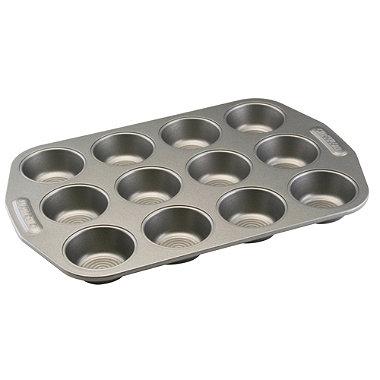 Circulon® 12 Cup Muffin Pan