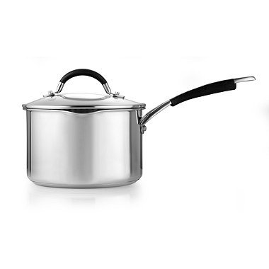 20cm Inspire Stainless Steel Saucepan
