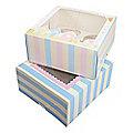 Seaside Cake Boxes