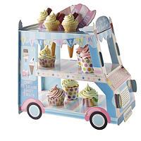 Ice Cream Van Cupcake Stand