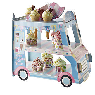 Ice Cream Van Cupcake Stand