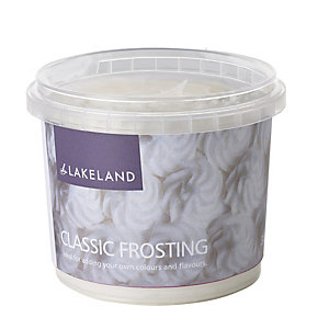 Lakeland Classic White Frosting Tub
