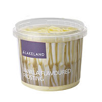 Ready Made Cake Frosting - 350g Vanilla Flavour