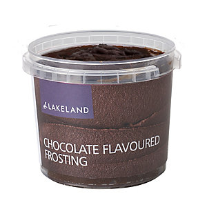 Lakeland Ready Made Cake Frosting - 350g Chocolate Flavour