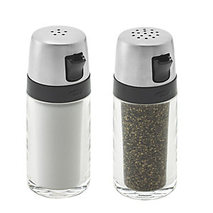 OXO Good Grips® Salt & Pepper Shaker Set - Unfilled