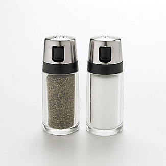 OXO Good Grips Salt & Pepper Shaker Set - Unfilled alt image 3