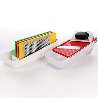 OXO Good Grips Complete Grate and Slice Set