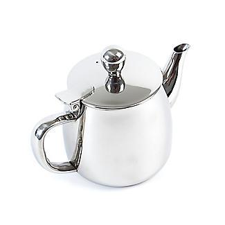 12oz Stainless Steel Tea Pot alt image 2