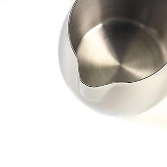 12oz Stainless Steel Milk Jug alt image 4