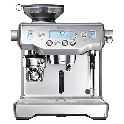Sage&8482 The Oracle&8482 Professional Bean To Cup Coffee Machine BES98OUK