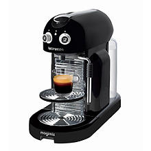 Magimix® Nespresso® Maestria Black Coffee Pod Machine 11331