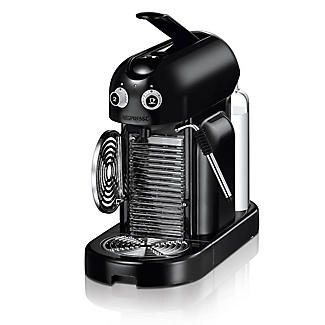Magimix Nespresso Maestria Black Coffee Pod Machine 11331 alt image 2