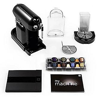 Magimix Nespresso Maestria Black Coffee Pod Machine 11331 alt image 8