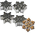 Snowflake Cookie Cutters